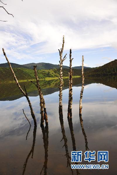 普达措国家公园美如画